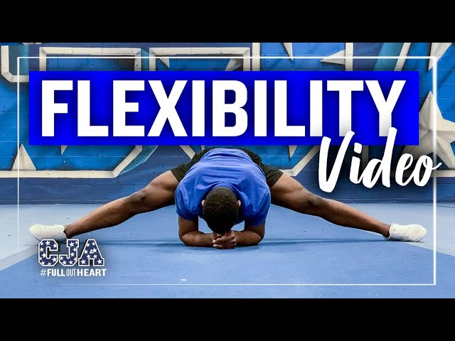 Flexibility Video | For Everyone | Stretch | CJA Central Jersey Allstars