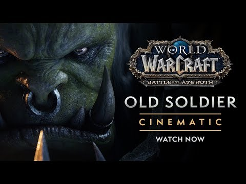 "Cinematic: ""Old Soldier"" Mp3"