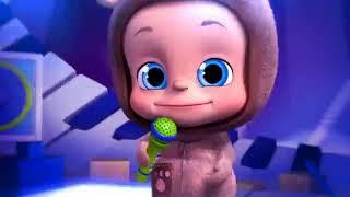 Детский клип Baby time