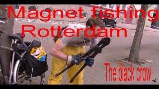 Magnet fishing 23 (magneetvissen) Rotterdam