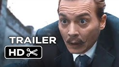 Mortdecai Official Trailer #1 (2015) - Johnny Depp, Gwyneth Paltrow Movie HD