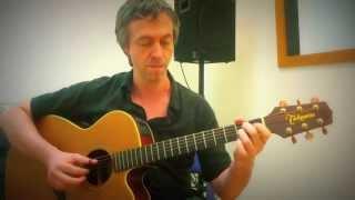 """""""Que Tinguem Sort"""" (Lluis Llach). Cover en guitarra sola"""