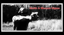 Smith & Wesson Sigma 40 S&W Review (HD)