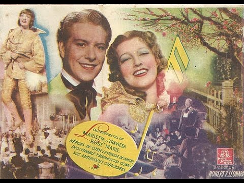 Maytime Lux Radio Theater - Jeanette MacDonald & Nelson Eddy