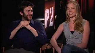 P2 - Wes Bentley and Rachel Nichols (Dread Central)