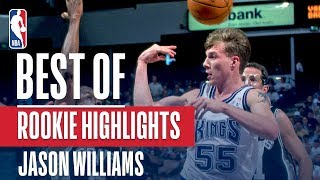 Jason Williams FLASHY NBA Rookie Highlights | 1998-1999 NBA Season