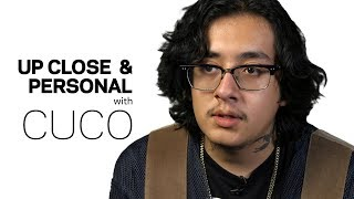 Cuco On What Song Means Most To Him In Debut & Showcasing New Sounds   Up Close & Personal
