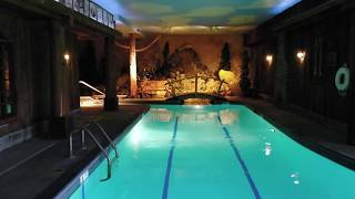 Lobster Claw Media Resort Videos - Pools