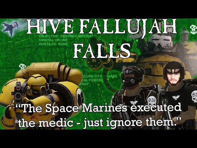 ArmA 3   Hive Fallujah Falls - A Fustercluck in Only War
