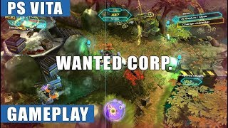 Wanted Corp. PS Vita Gameplay | Free PS Plus December 2017