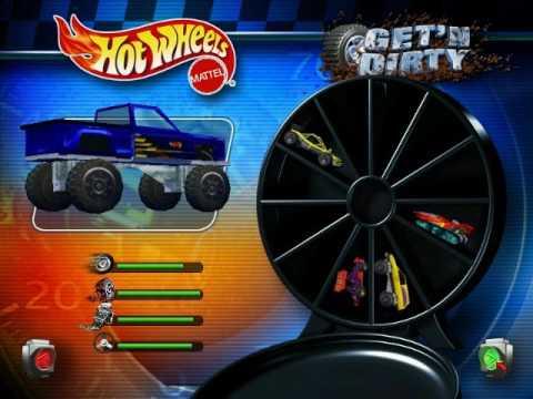 Hot Wheels Spiel