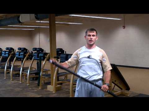 Golf Strength Training Video 1
