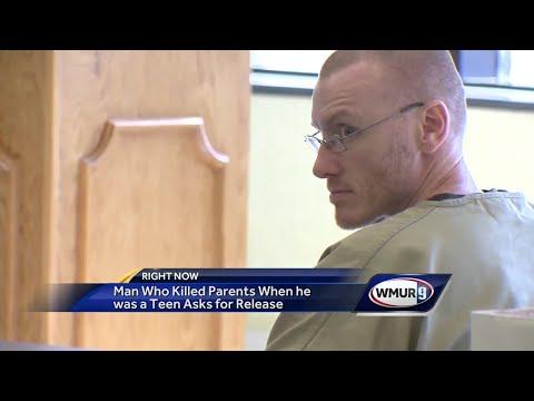 Dingman pleas for lighter sentence for killing parents