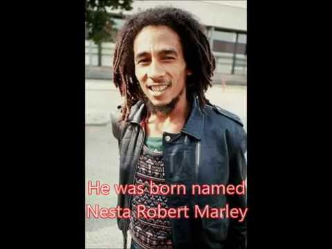 FACTS BOB MARLEY FANS SHOULD KNOW