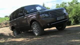 2011 Range Rover TDV8 - New Features in Action