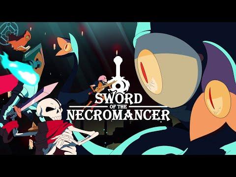 Sword of the Necromancer - Launch Trailer