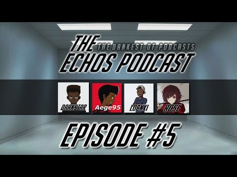 Echos Podcast Episode . 5 | Nintendo Switch Sales, Crack Down Delayed..Again, July NPD!