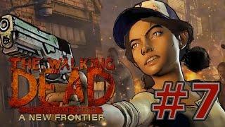 Прохождение The Walking Dead: A New Frontier. Эпизод 4 - Гуще воды