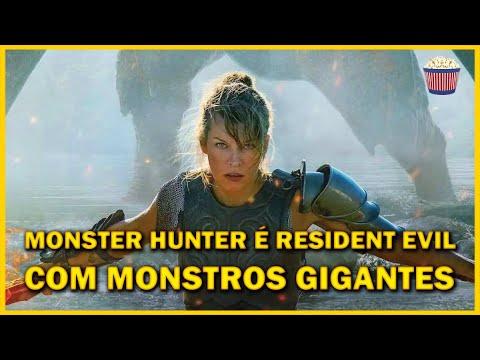 Monster Hunter é Resident Evil com monstros gigantes no lugar de zumbis... Crítica!