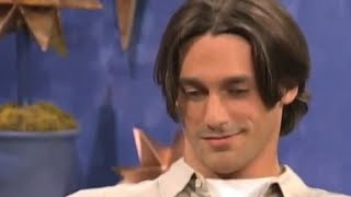 Jon Hamm Relives His Hilarious '90s Dating Game Show Appearance