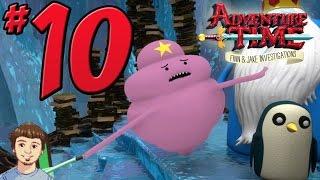 Adventure Time: Finn & Jake Investigations Walkthrough - PART 10 - Lumpy Ice Princess