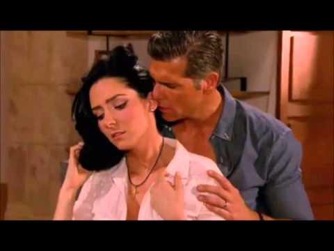 Acacia y Esteban-la culpa fue del primer beso