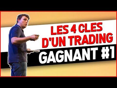 [CONFÉRENCE] LES 4 CLÉS D'UN TRADING GAGNANT #1