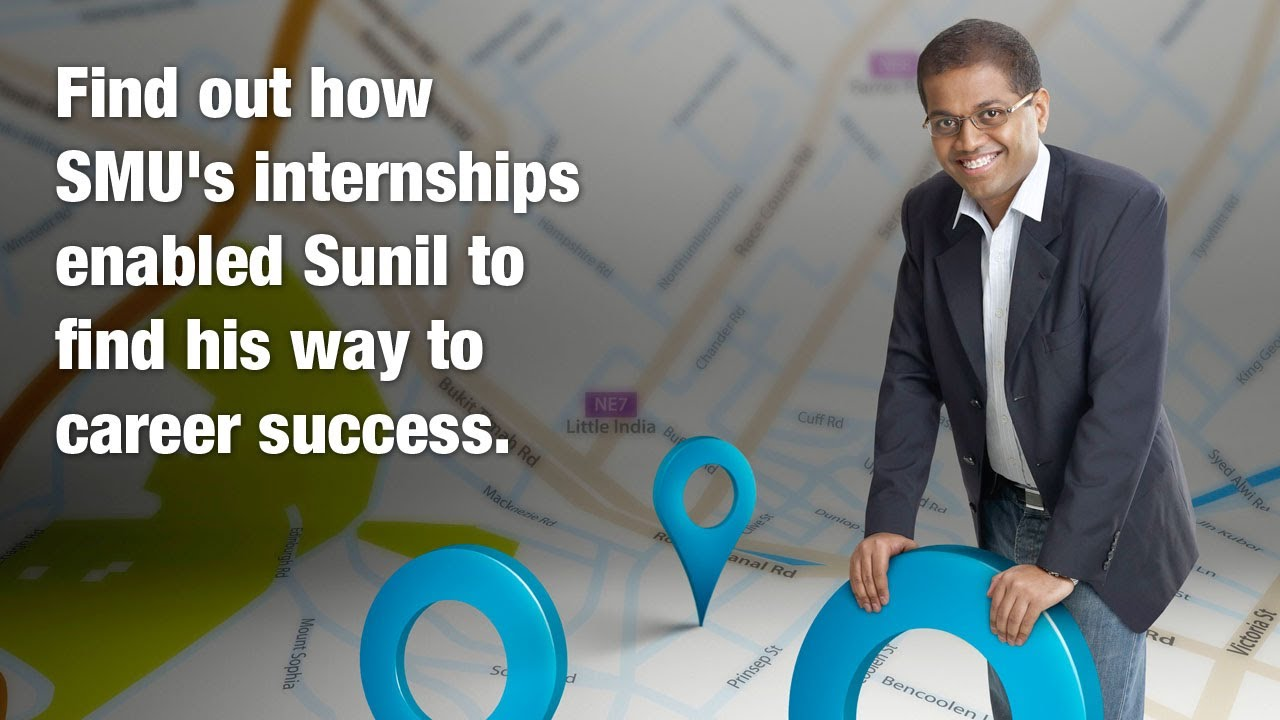 learn how sunil s internships enabled him to career success learn how sunil s internships enabled him to career success
