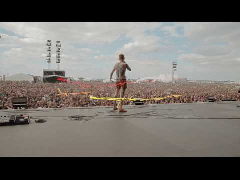 Frank Carter & The Rattlesnakes  Jackals  Live from Download Paris 2018 RAW
