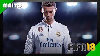 FIFA 18 - AQUELE PRO CLUBS DE RESPEITO!!! #19