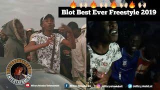 Blot - Kuimbirwa Beans Hatichadi (Best Ever Freestyle 2019) full video