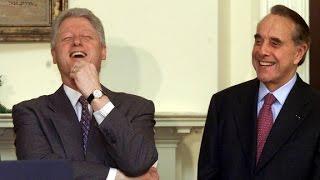 Bob Dole: Hillary Clinton has a lot of baggage