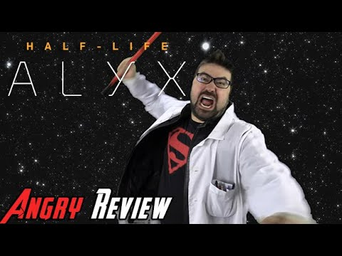 Half-Life: Alyx - Angry Rant Review