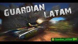 Tanki Online New Guardian_LATAM 100% (Godmode_ON) 2018