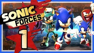 SONIC FORCES # 01 ✊ Join The Resistance! [HD60] Let's Play Sonic Forces