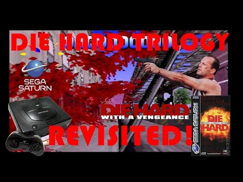 Revisited Die Hard Trilogy For The Sega Saturn Part 3 Die Hard With A Vengeance   Classic Retro Game