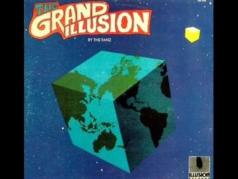 The Fanz - The Grand Illusion 1977 FULL VINYL ALBUM (psyched