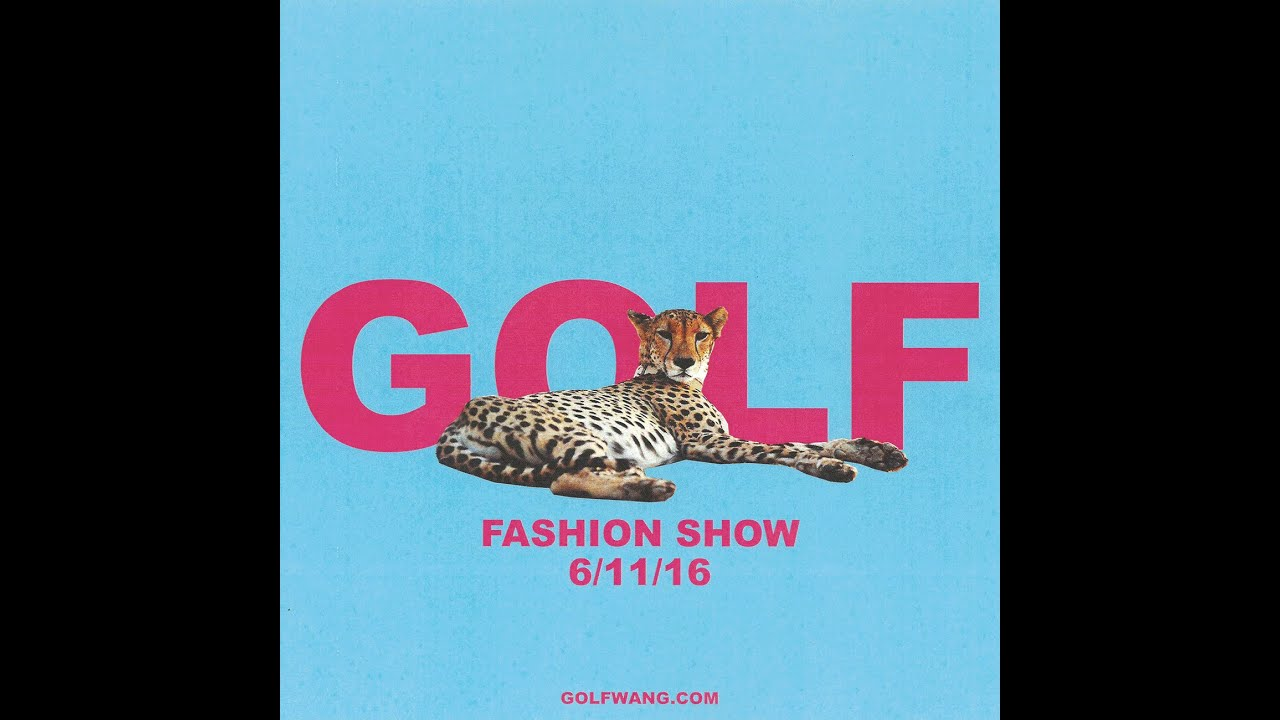 c199c52c612a Golf Wang Fashion Show with Tyler the Creator - YouTube