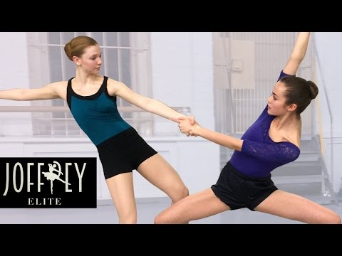 The Ballet Solo | JOFFREY ELITE  Ep 3
