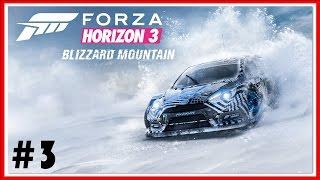 ПРОХОЖДЕНИЕ Forza Horizon 3: Blizzard Mountain #3 - В ПОИСКАХ ЗИМЫ