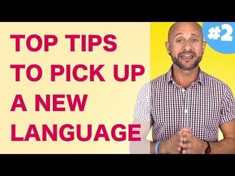 HOW TO LEARN A LANGUAGE - Tip #2: The Fluency Myth