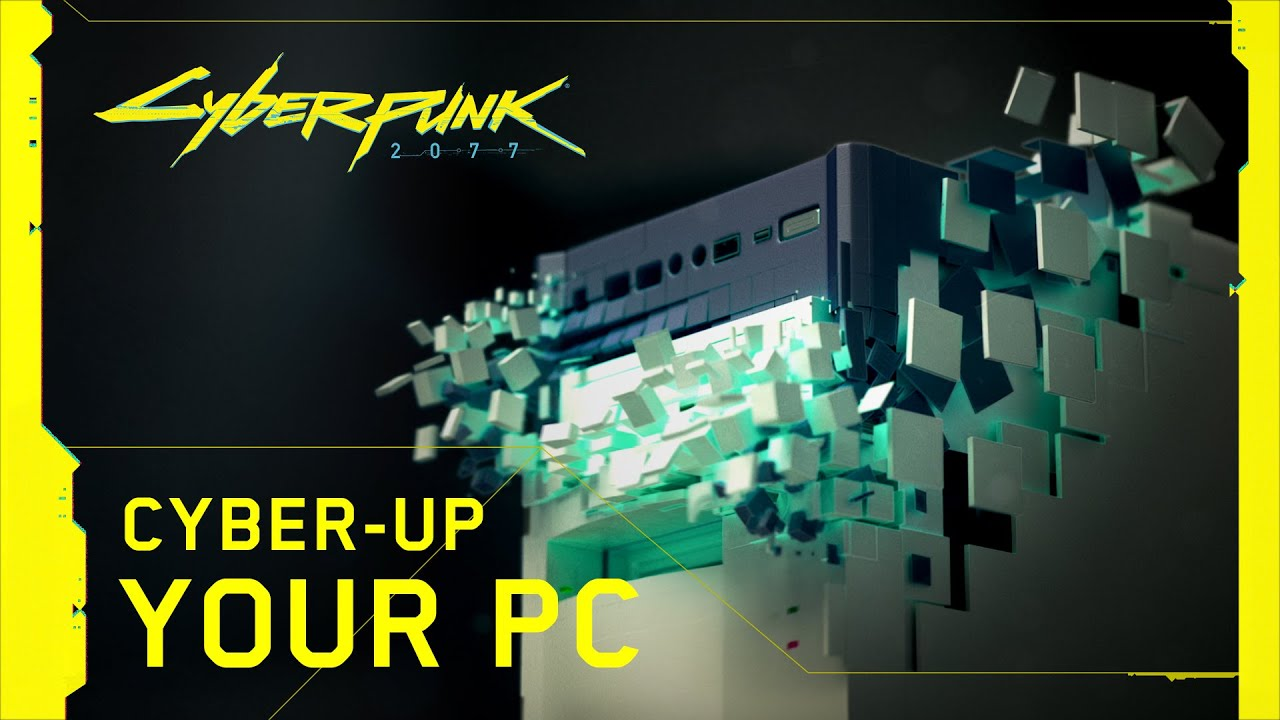 Announcement Trailer - Cyber Up Your PC! Cyberpunk 2077 Case Modding Contest