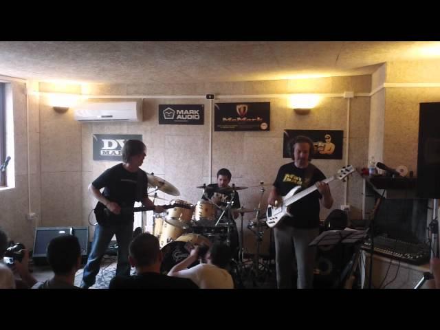 Dean Brown Italian Clinic Tour - June 2011