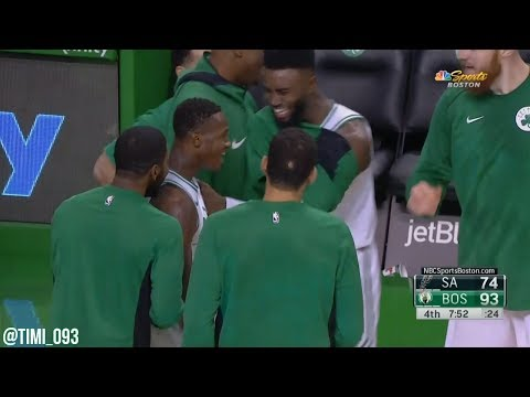 Terry Rozier Highlights vs San Antonio Spurs (12 pts)