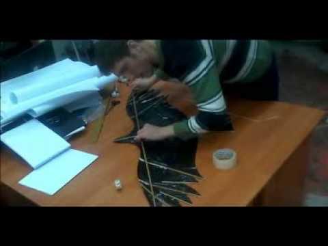Kite Crow воздушный змей - Ворон