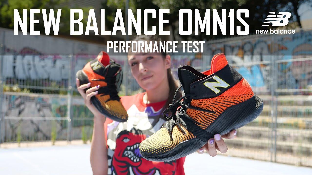 NEW BALANCE OMN1S 1 - PERFORMANCE TEST