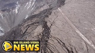 Hawaii Volcano Eruption Update: Summit - Saturday (Sept. 1, 2018)