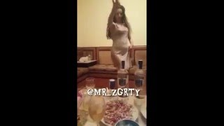 اجمل رقص عاري منزلي رقص بقميص النوم 2016