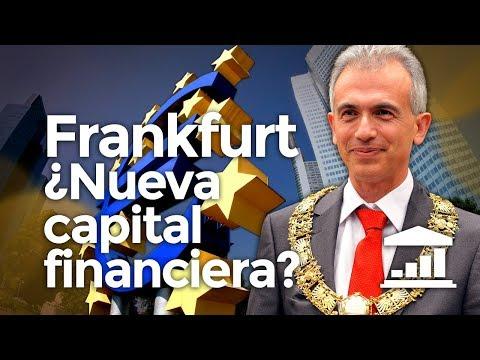 ¿Puede FRANKFURT ser la nueva CITY tras el BREXIT? – VisualPolitik