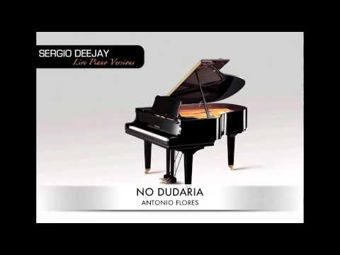 Antonio Flores - No dudaría (Live Piano Version)
